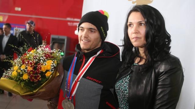 Мартина, или майката-героиня на чудото Алберт Попов