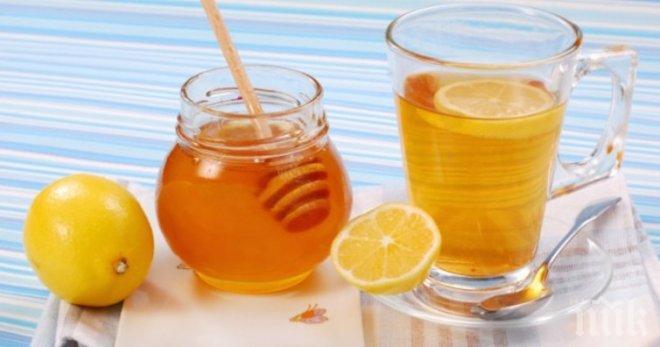 Ето какво ще се случи ако пиете всеки ден чаша топла вода с мед