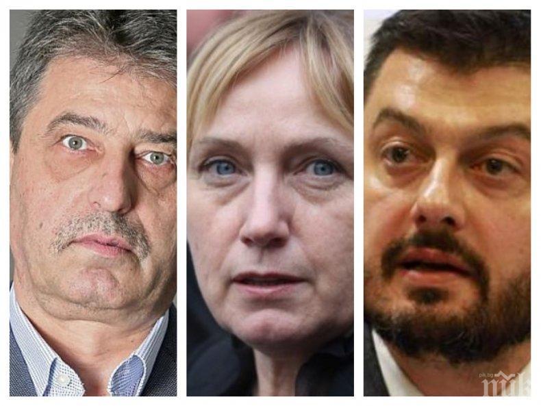 Бареков призна: Цветан Василев ми предложи схемата с офшорната фирма на Елена Йончева. Отказах позорната сделка