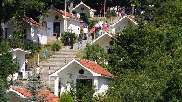 Кръстова гора – свято място на България