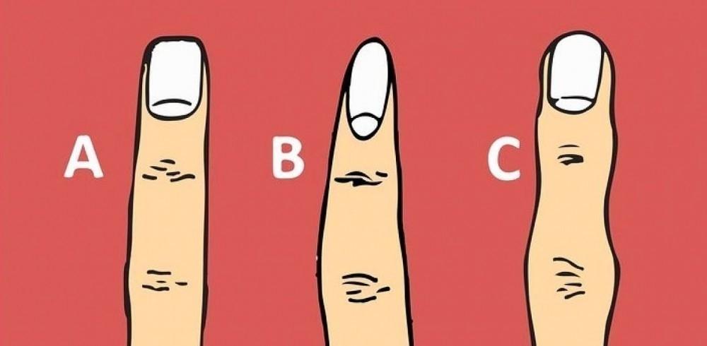 Средният ви пръст разкрива дали имате голямо сърце и какви хора сте