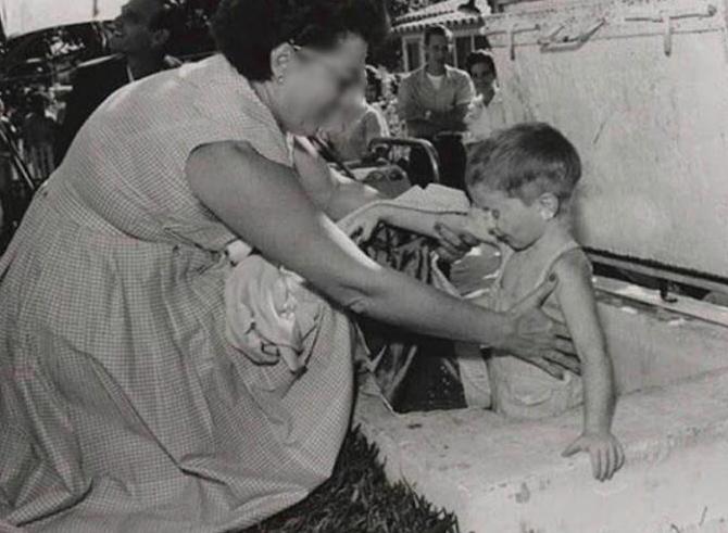 Тази жена слагаше в ковчези живи деца и записваше имената им - над 2500. Разтърсваща история