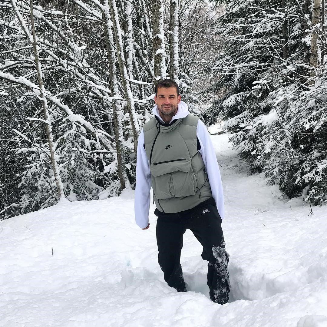 Григор се зареди с разходки из родината, преди да се прибере в Монте Карло