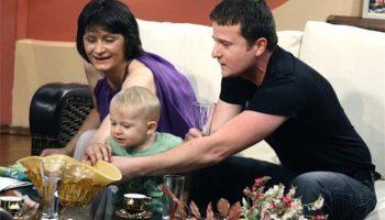 """Цветан Недялков от """"Ку-ку бенд"""": Победих рака! - Вижте семейството му!"""