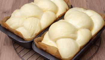 Откакто правя козунака в хлебопекарната, нямам провал: не се потя над тестото, перфектен и на вид, и на вкус