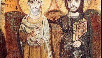 Три мощни молитви към Свети Мина
