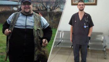 Лекар свали 160 килограма (ВИДЕО)