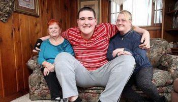 22-годишен мъж впечатли цял свят с ръста си