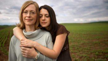 Когато имаш силна майка, ти самата ставаш силна дъщеря