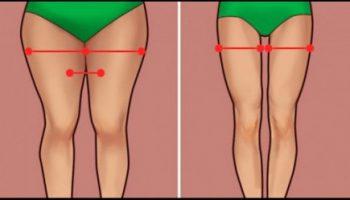 Действат безкомпромисно: само 4 упражнения стопяват издайническите висменки между бедрата!