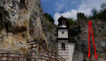 Скалите на Басарбовски манастир изтеглят болестите от организма (лична изповед)