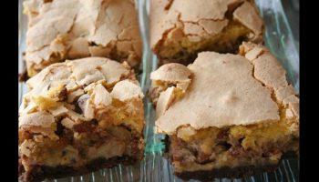 Новото ябълково чудо - на вкус е между щрудел и бисквитена торта. Бисквити, ябълки и масло - взривяващ вкус (Видео)