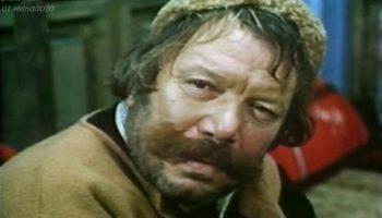 Спомен за големият български актьор Стоян Гъдев (1931 – 1999)