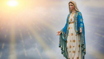 Дева Мария се появи в небето над аржентиски град (СНИМКИ)