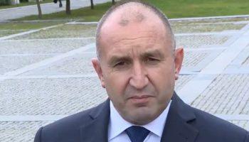 """Румен Радев: Призовавам хората да спазват мерките срещу СОVID и да не разчитат на телевизионни спасители / ВИДЕО"""""""