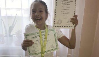 Успех! Ния от Стара Загора е шампион на Азия по математика