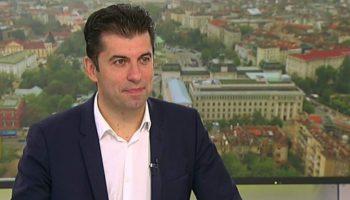 Кирил Петков: Спестяванията ми са 1 млн. лева, живея в апартамент 85 квадрата в центъра